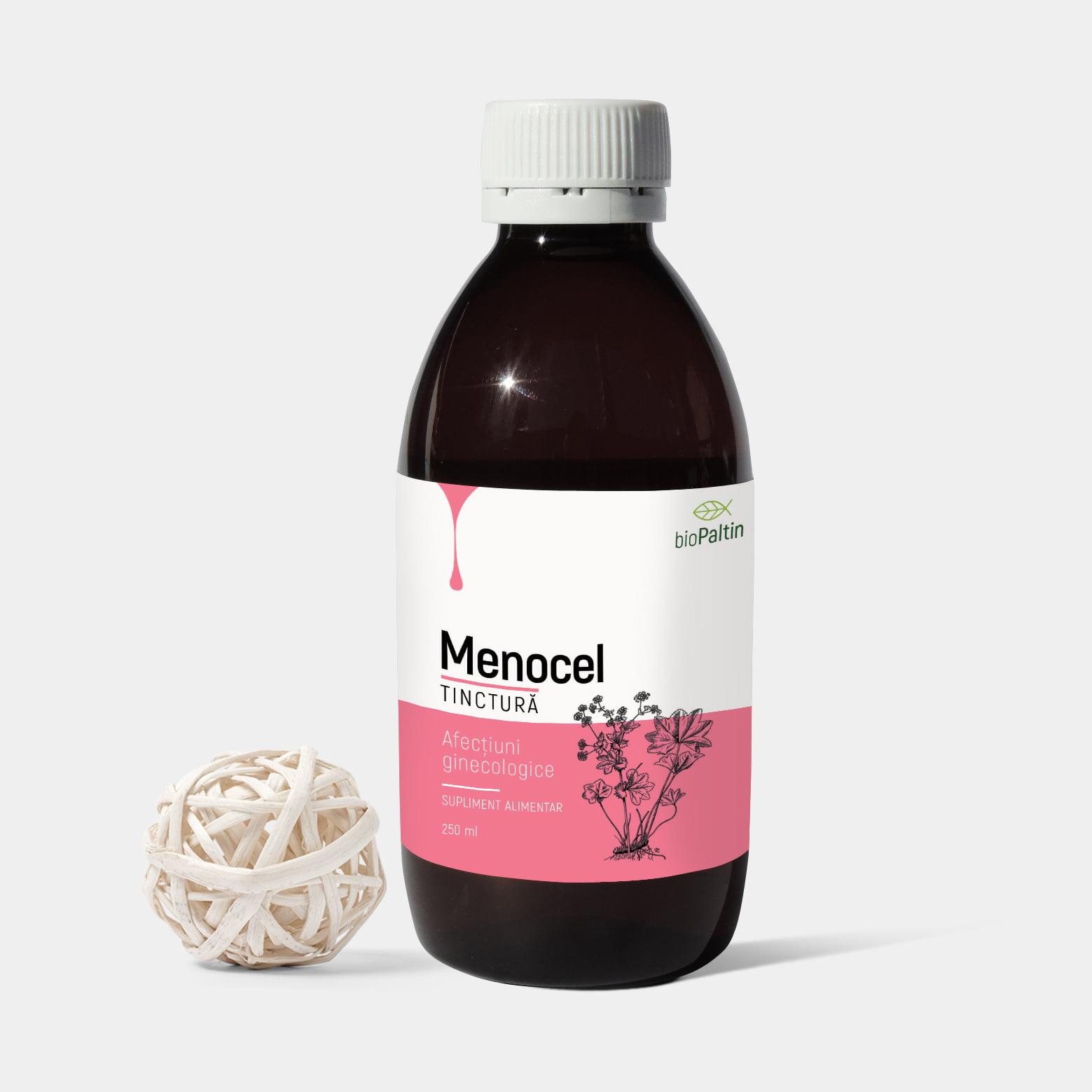 MENOCEL (TINCTURĂ – GINECOLOGICĂ ȘI MENOPAUZĂ)